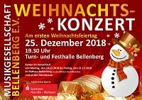 Weihnachtskonzert 2018